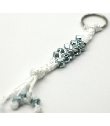 Bolts men keyring