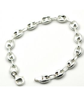Silver Calabrote Bracelet
