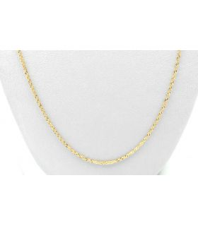 Singapore Gold Chain 18K