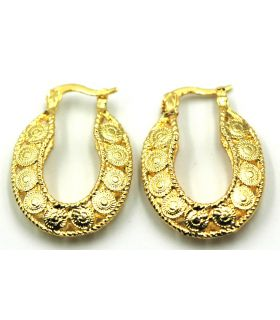 Fashion Jewellery Hoop Earrings
