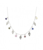 Silver Choker Necklaces